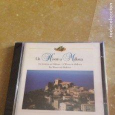 CDs de Música: UN HIVERN A MALLORCA / A WINTER IN MALLORCA / EIN WINTER AUF MALLORCA (CD) PRECINTADO. Lote 137712270