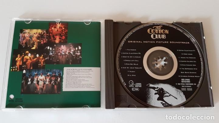 CDs de Música: BSO Cotton Club - CD - Geffen 1984 - Foto 2 - 137747166