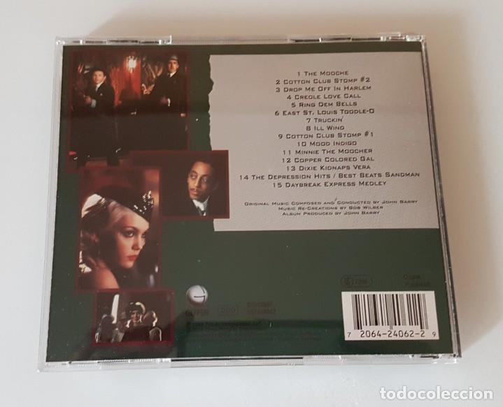 CDs de Música: BSO Cotton Club - CD - Geffen 1984 - Foto 3 - 137747166