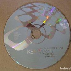CDs de Música: CD MUSICA KENWOOD URBAN POWER PROGRESSIVE SIN CAJA ORIGINAL . Lote 137752782