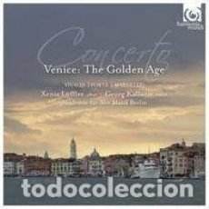 CDs de Música: VARIOS COMPOSITORES - THE VENETIAN GOLDEN AGE (CD) AKADEMIE FÜR ALTE MUSIK BERLIN. Lote 137757362