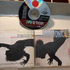 CDs de Música: TECHNOTRONIC (PUMP UP THE JAM) CD 12 TRACKS. Lote 137766618