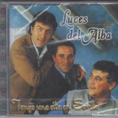 CDs de Música: LUCES DEL ALBA CD TENGO UNA CITA EN SEVILLA 2001 PRECINTADO. Lote 137780206