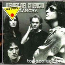 CDs de Música: HÉROES DEL SILENCIO - AVALANCHA (EMI, 7243 8 35530 2 0 CD, 1995). Lote 137782918