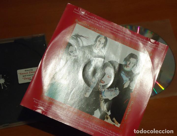 CDs de Música: Marilyn Manson - Smells Like Children - MCD [Nothing Records, Reedición europea, Año: ¿?] - Foto 2 - 137795462
