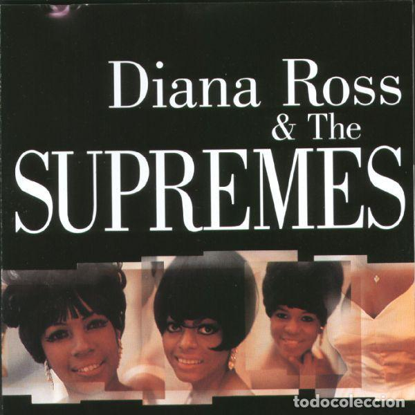 DIANA ROSS & THE SUPREMES* ?–MASTER SERIES 1996 (Música - CD's Jazz, Blues, Soul y Gospel)