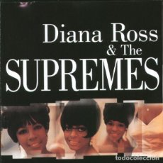 CDs de Música: DIANA ROSS & THE SUPREMES* ?–MASTER SERIES 1996. Lote 137795634