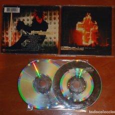 CD de Música: MARILYN MANSON - THE LAST TOUR ON EARTH - CD [NOTHING RECORDS, EUROPE, 1999] + CD BONUS. Lote 137795830