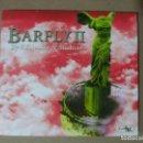 CDs de Música: CD MUSICA BARFLY II BY F.K. JUNIOR Y & SINDRESS CAJA + LIBRITO RECOPILATORIO ORIGINAL. Lote 137797566