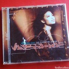 CDs de Música: CD MÚSICA VANESSA MAE THE CLASSICAL ALBUM 1 AÑO 1996. Lote 137829838
