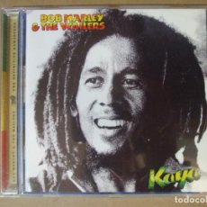CDs de Música: CD MUSICA BOB MARLEY AND & THE WAILERS KAYA ORIGINAL. Lote 137840802