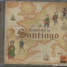 CDs de Música: CAMINO DE SANTIAGO / 2 CD / PRECINTADO (REF.84). Lote 137857734