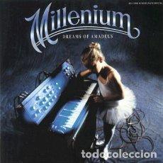 CDs de Música: MILLENIUM – DREAMS OF AMADEUS CD 1991. Lote 137867554