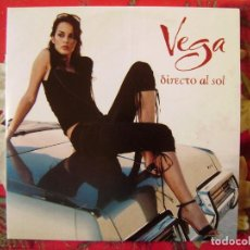 CDs de Música: VEGA.DIRECTO AL SOL..CD SINGLE DIFICIL. Lote 137871918