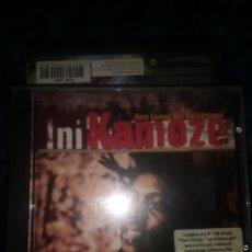 CDs de Música: CD INI KAMOZE HERE COMES THE HOTSTEPPER REGGAE. Lote 137878666