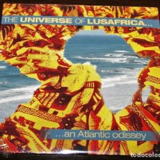 CDs de Música: CD - THE UNIVERSE OF LUSAFRICA... AN ATLANTIC ODISSEY - VV.AA. - CD PROMOCIONAL. Lote 137901306