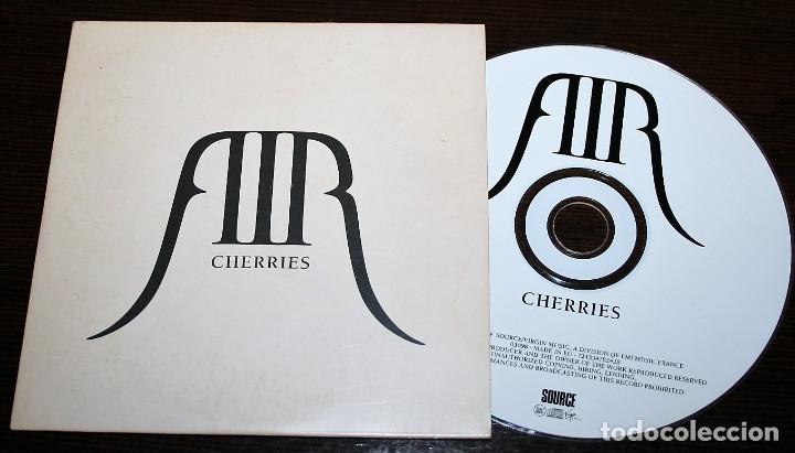 CDs de Música: CD - AIR - CHERRIES - CD PROMOCIONAL - Foto 3 - 137901398