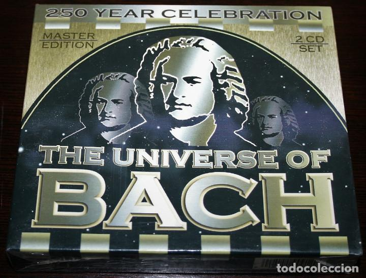 CD DOBLE - THE UNIVERSE OF BACH - 250 YEAR CELEBRATION (Música - CD's Melódica )