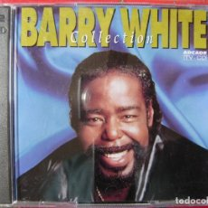 CDs de Música: BARRY WHITE.COLLECTION...DOBLE CD. Lote 137906958