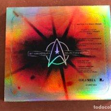 CDs de Música: STAR TREK: THE MOTION PICTURE - 20TH ANNIVERSARY - BANDA SONORA OST. Lote 137945354