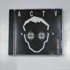 CDs de Música: ACTV EN DIRECTO CD. TDKV23. Lote 137955426