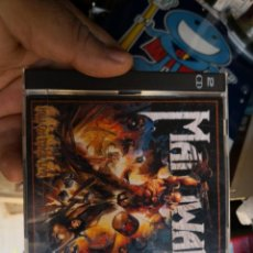 CDs de Música: MANOWAR - HELL ON STAGE LIVE CD X 2 - HEAVY METAL. Lote 137969434