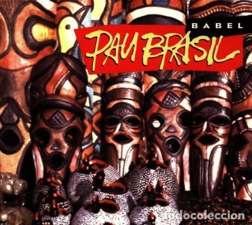 PAU BRASIL - BABEL - CD PRECINTADO (Música - CD's Latina)
