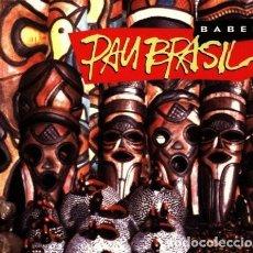 CDs de Música: PAU BRASIL - BABEL - CD PRECINTADO. Lote 137983098