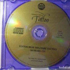 CDs de Música: CD EDIMBURGH MILITARY TATTOO AÑO 2000. Lote 138003194