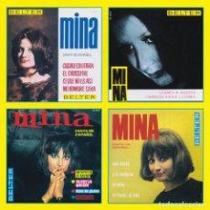 CDs de Música: MINA - LOS EP'S ORIGINALES. Lote 138003614
