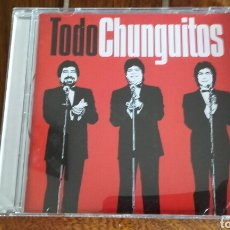 CDs de Música: TODO CHUNGUITOS CD 2008. Lote 138007182
