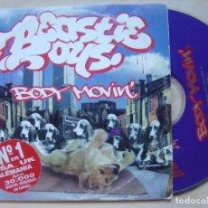 CDs de Música: BEASTIE BOYS BODY MOVIN - CD SINGLE 1998 - CAPITOL. Lote 138052566