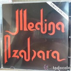 CDs de Música: CD MEDINA AZAHARA DOBLE LP EN VIVO - EN DIRECTO *IMPECABLE*. Lote 138071190