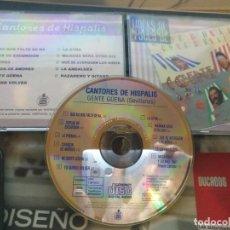 CDs de Música: CANTORES DE HISPALIS (GENTE GÜENA) CD 1988 SERIE VOCES DE ORO * MUY DIFICIL DE CONSEGUIR EN CD . Lote 138075678