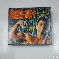 CDs de Música: BOLERO MIX VOL. 9 - A QUIQUE TEJADA MIX -. DOBLE CD . Lote 147583418