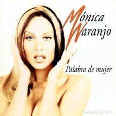 CDs de Música: MÓNICA NARANJO - PALABRA DE MUJER. Lote 138177870