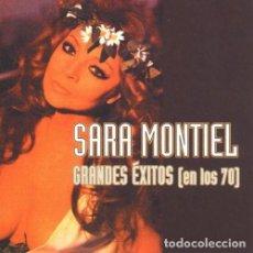 CDs de Música: SARA MONTIEL - GRANDES ÉXITOS EN LOS 70. Lote 138185570