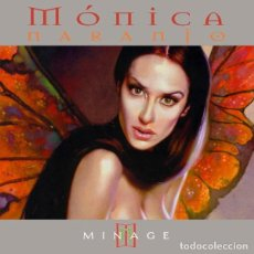 CDs de Música: MÓNICA NARANJO - MINAGE. Lote 138186562