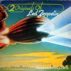 CDs de Música: LED ZEPPELIN - 20 ORIGINALS OF LED ZEPPELIN CD DOBLE CD RAREZA. Lote 138226962
