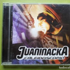 CDs de Música: JUANINACKA - CALEIDOSCOPIO - CD - 2004. Lote 140332346