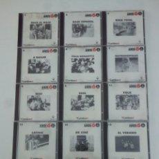 CDs de Música: COLECCION RECOPILATORIO CDS MUSICA AÑOS 60.. Lote 138251870