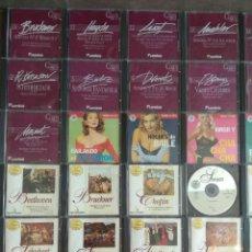 CDs de Música: LOTE 60 CD´S, MUSICA CLASICA, OPERA, ZARZUELA, ETC.... Lote 138253238