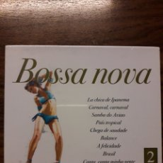 CDs de Música: BOSSA NOVA. 2 CDS. Lote 138259442