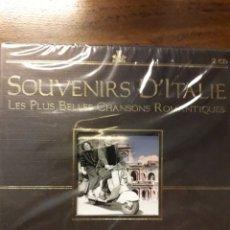 CDs de Música: SOUVENIRS D'ITALIE. 2 CDS. Lote 138270742
