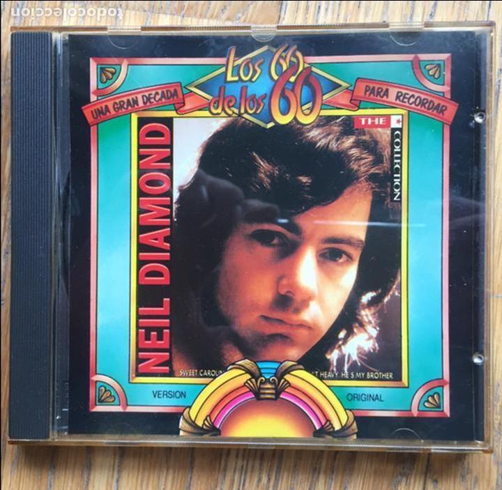 NEIL DIAAMOND LOS 60 DE LOS 60 COLLECTION (Música - CD's Rock)
