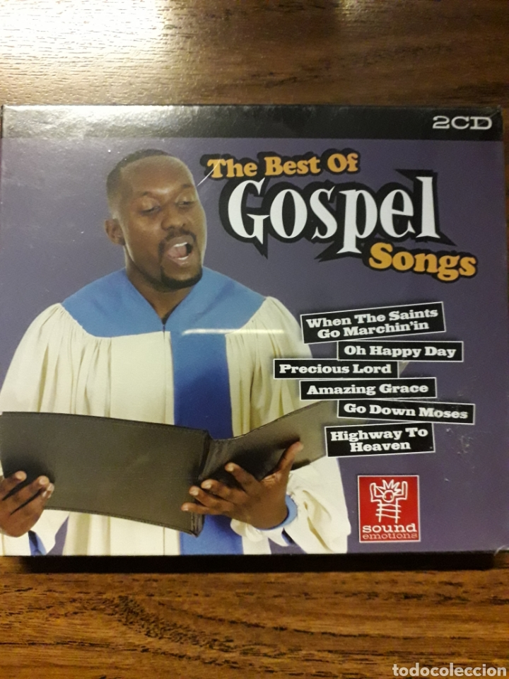 The Best GOSPEL Songs  2 Cds