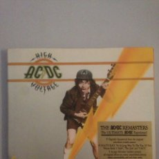 CDs de Música: AC/DC ACDC HIGH VOLTAGE. Lote 138300293