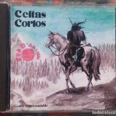 CDs de Música: CELTAS CORTOS - GENTE IMPRESENTABLE (DRO, 1990) /// MÄGO OZ FITO FITIPALDIS REINCIDENTES EXTREMODURO. Lote 138537178