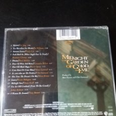 CDs de Música: MIDNIGHT IN THE GARDEN OF GOOD AND EVIL. CLINT EASTWOOD). CD. WARNER MUSIC. 1997. Lote 138542138
