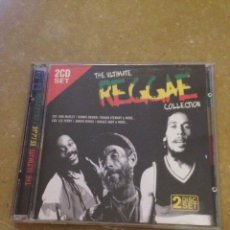 CDs de Música: THE ULTIMATE REGGAE COLLECTION (CD). Lote 138553384